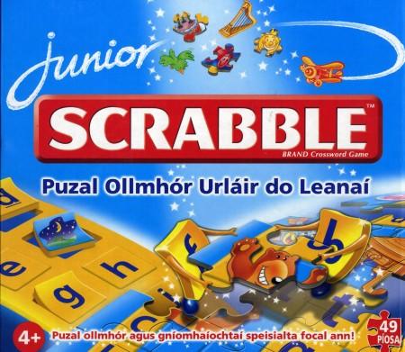 Junior Scrabble (Floor puzzle)